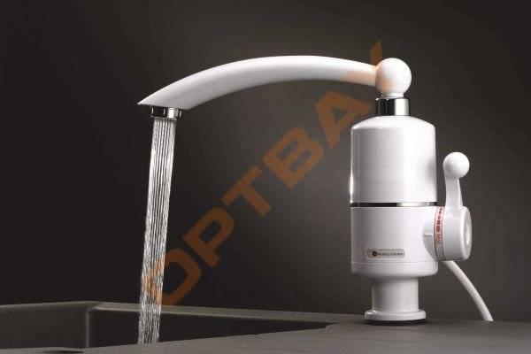 Электрические проточные водонагреватели: как они работают и как их выбрать