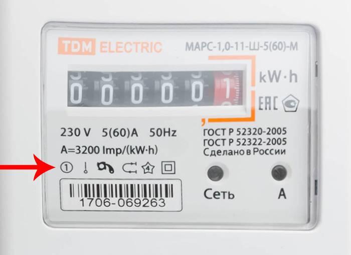 Где на счетчике написан номер. где узнать номер счетчика электроэнергии