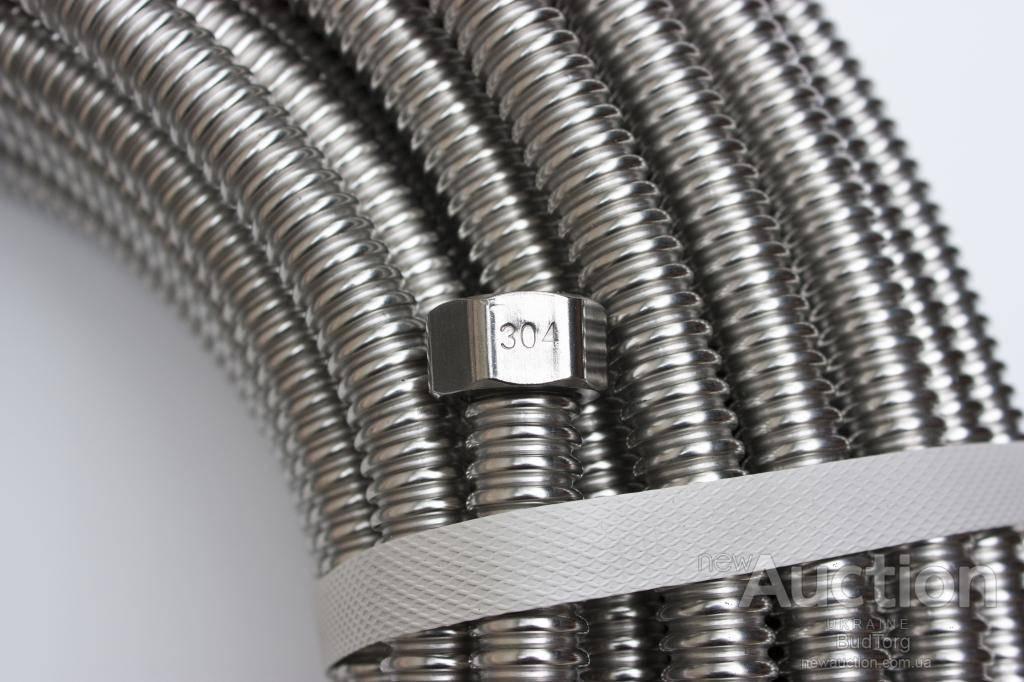Металлическая гофрированная труба для отопления: цена за метр, срок службы, монтаж,гофра для труб ,гофротруба.