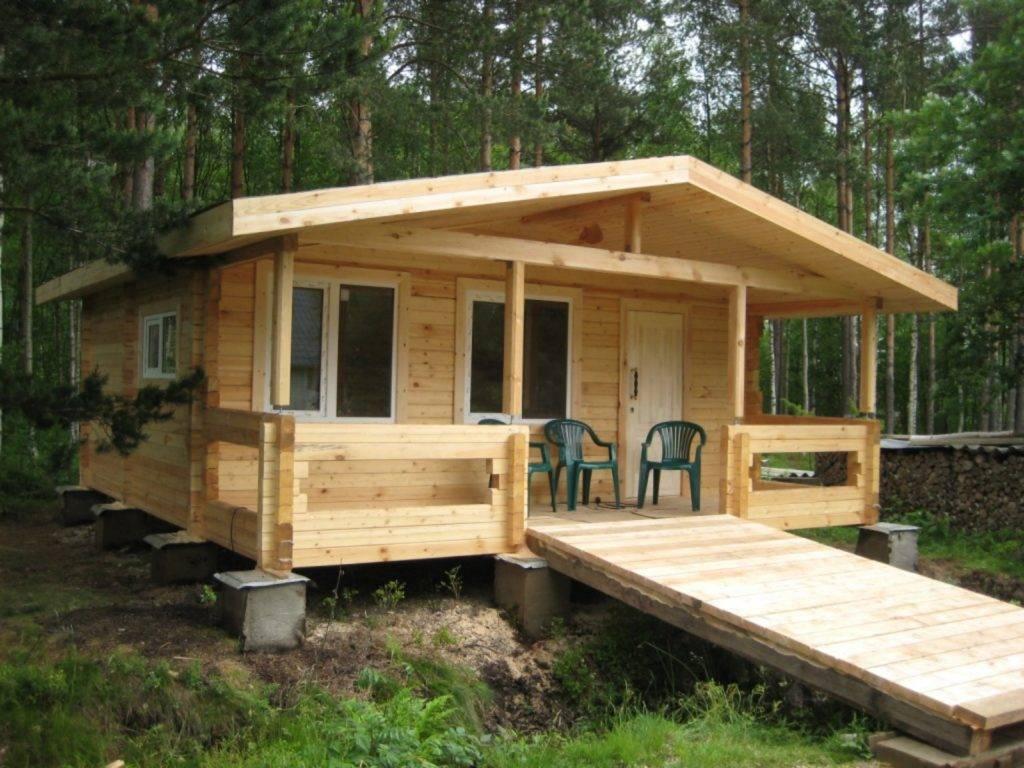 Дачный дом своими руками - всё о строительстве