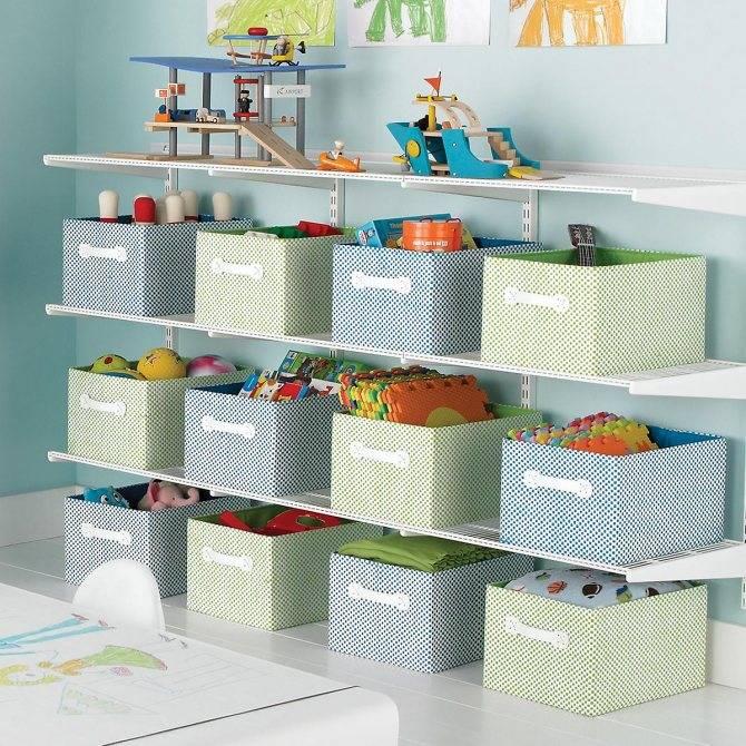 Ящик для игрушек своими руками: 8 оригинальных решений