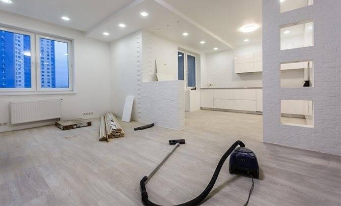Контроль строителей во время ремонта квартиры: выбор подрядчика, схемы обмана, проверка качества работы