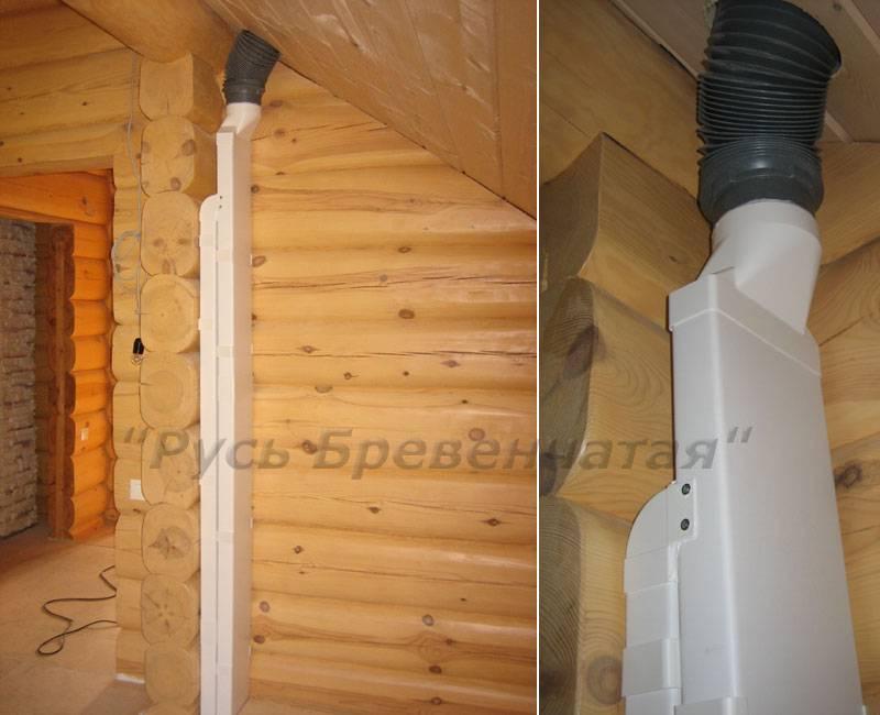 Как сделать вентиляцию в деревянном доме своими руками