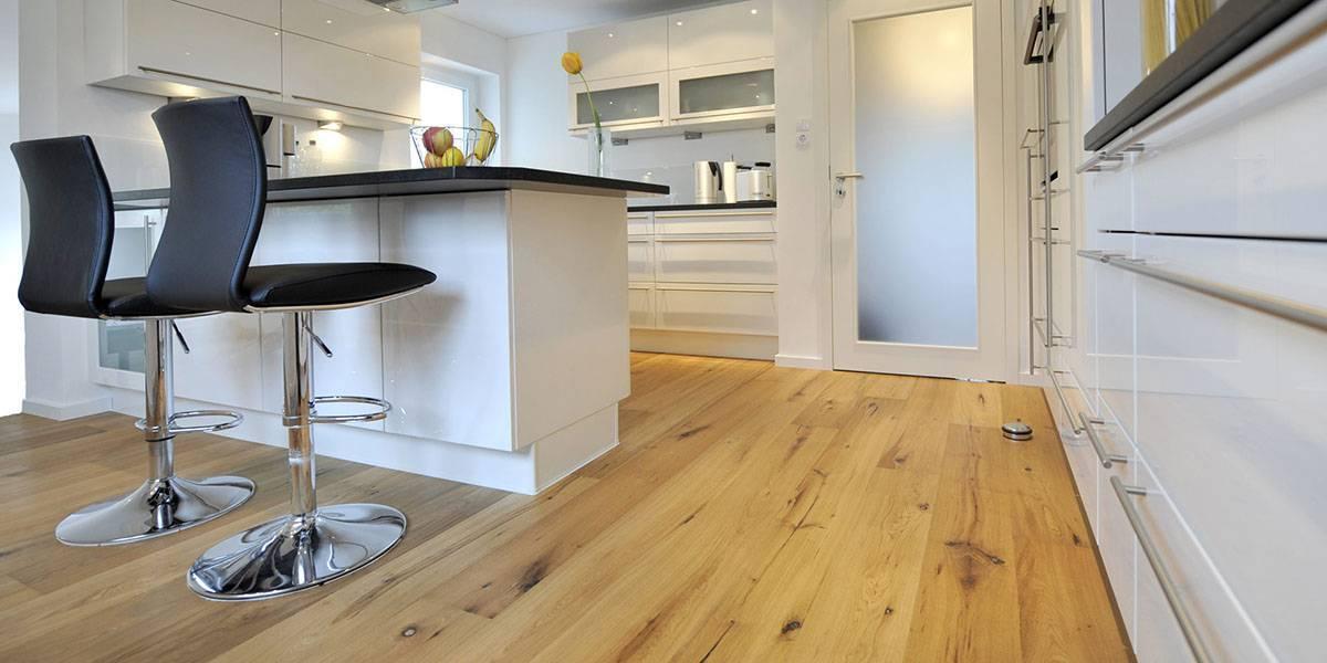 Напольное покрытие для кухни что выбрать: виды напольных покрытий для кухни + характеристики