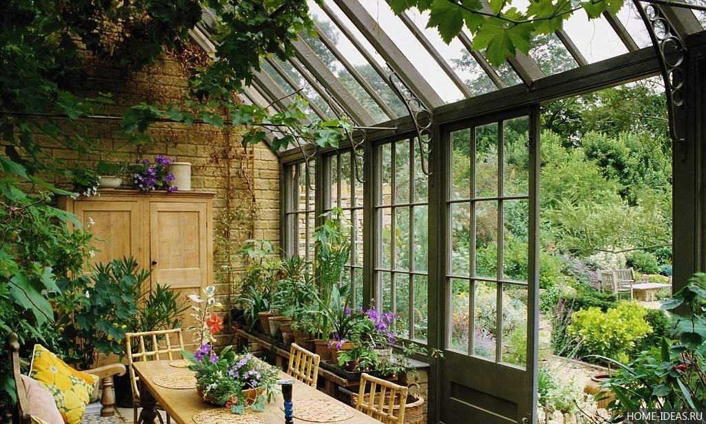 Зимний сад в квартире (46 фото): как сделать зимний сад на балконе, особенности обустройства домашней оранжереи своими руками на лоджии