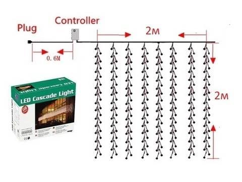 Как починить светодиодную гирлянду - 5 причин почему не работает, схема, ремонт своими руками
