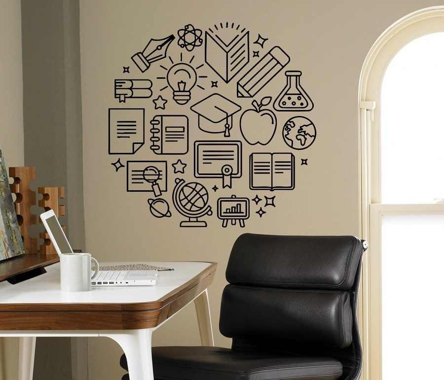 Декор стен - фото лучших вариантов красивого дизайна