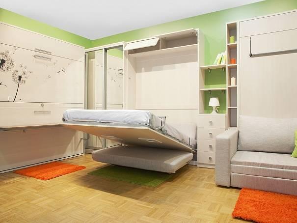 Мебель трансформер для малогабаритной квартиры (53 фото). трансформируемая мебель (35 фото) мебель трансформер для девочек