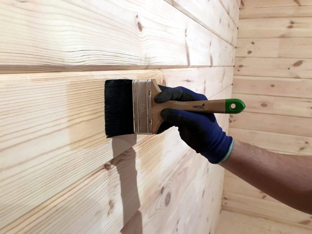 Чем покрасить вагонку внутри дома, классификация покрытий и этапы покраски