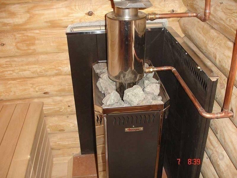 Печи теплодар – для дома и бани