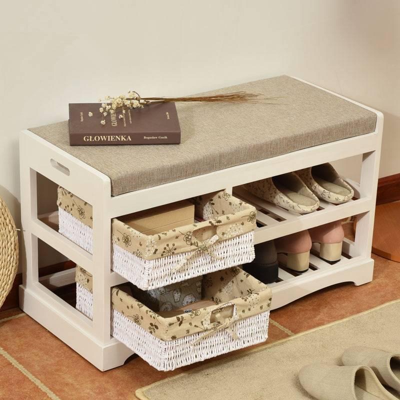 Обувница в прихожую: (70 + фото) лучших вариантов для хранения обуви
