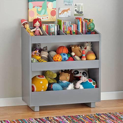 Хранение игрушек в детской: 100+ фото [лучше идеи 2019 года]