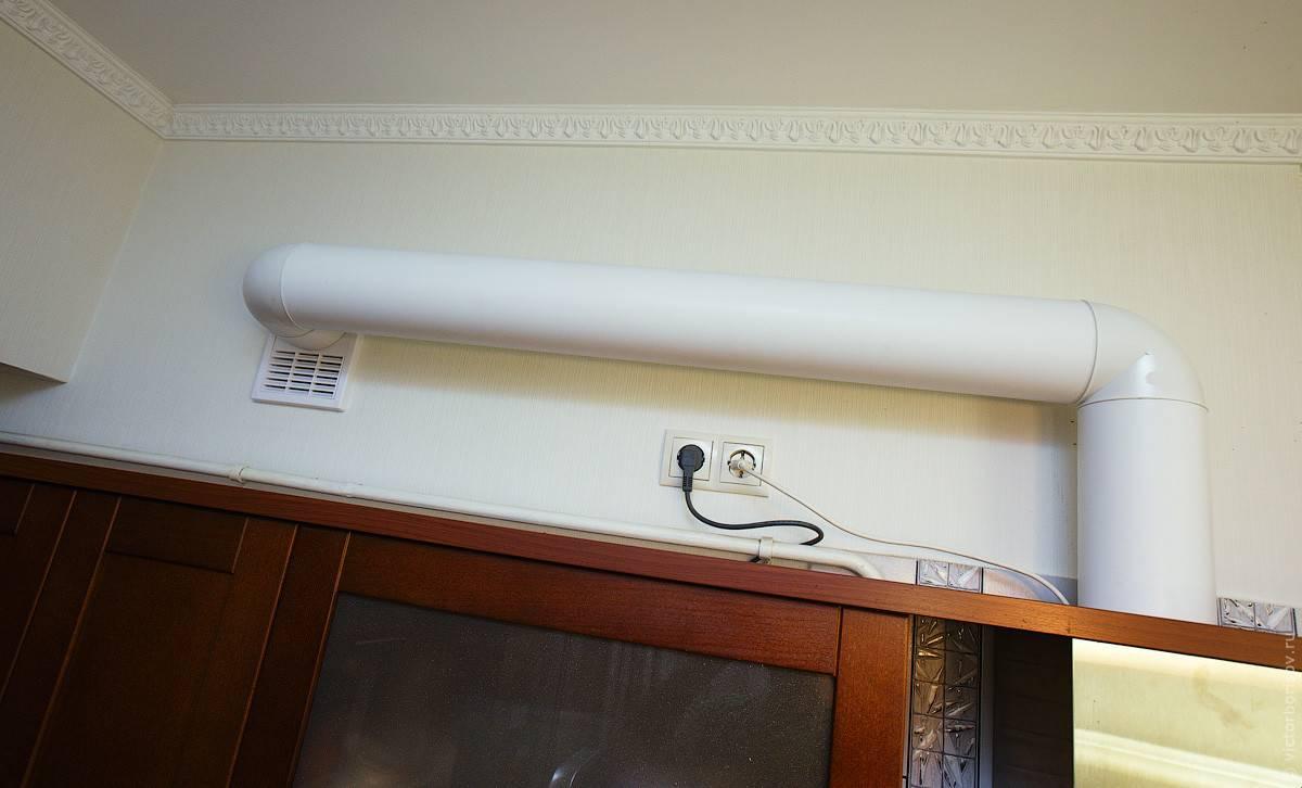Вентиляция на кухне - как оборудовать самостоятельно?