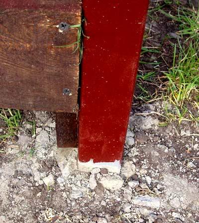 Инструкция по покраске металлического забора
