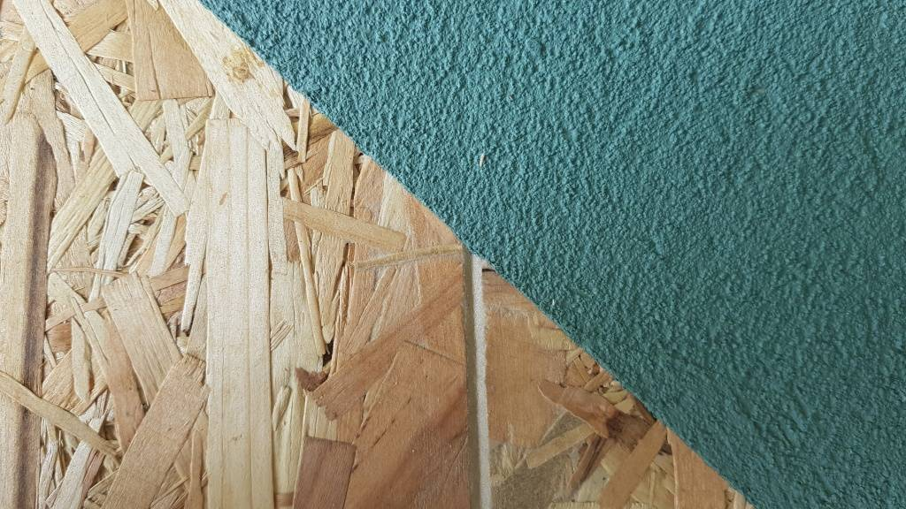 Чем покрасить осб плиту на полу внутри дома