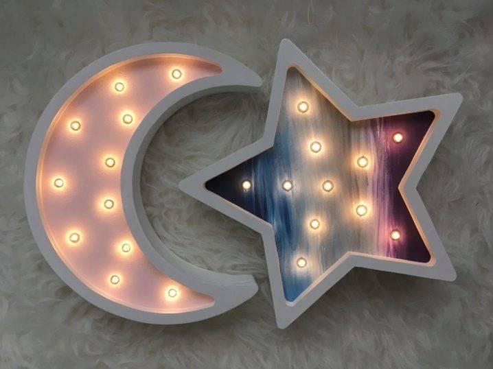 Как сделать ночник из светодиодов своими руками — схема
