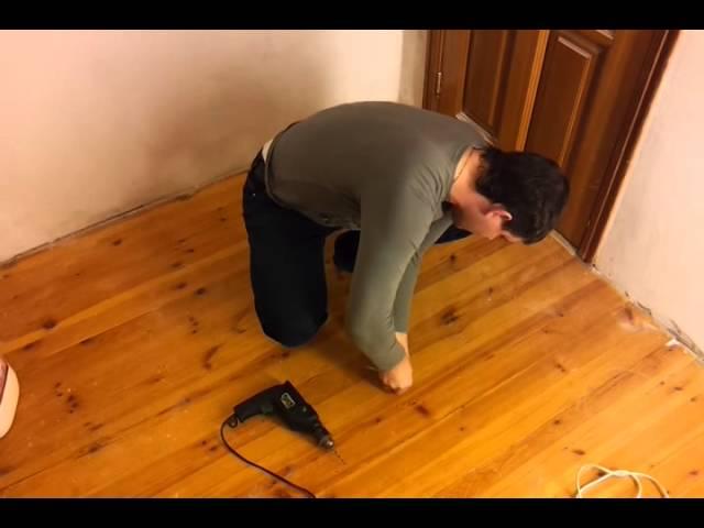 Что делать, если ламинат скрипит - советы эксперта