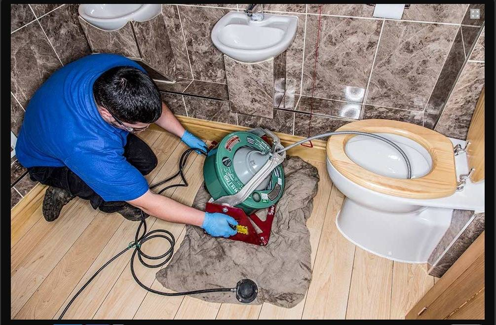 Устранение засоров канализации — kanalizaciya-stroy