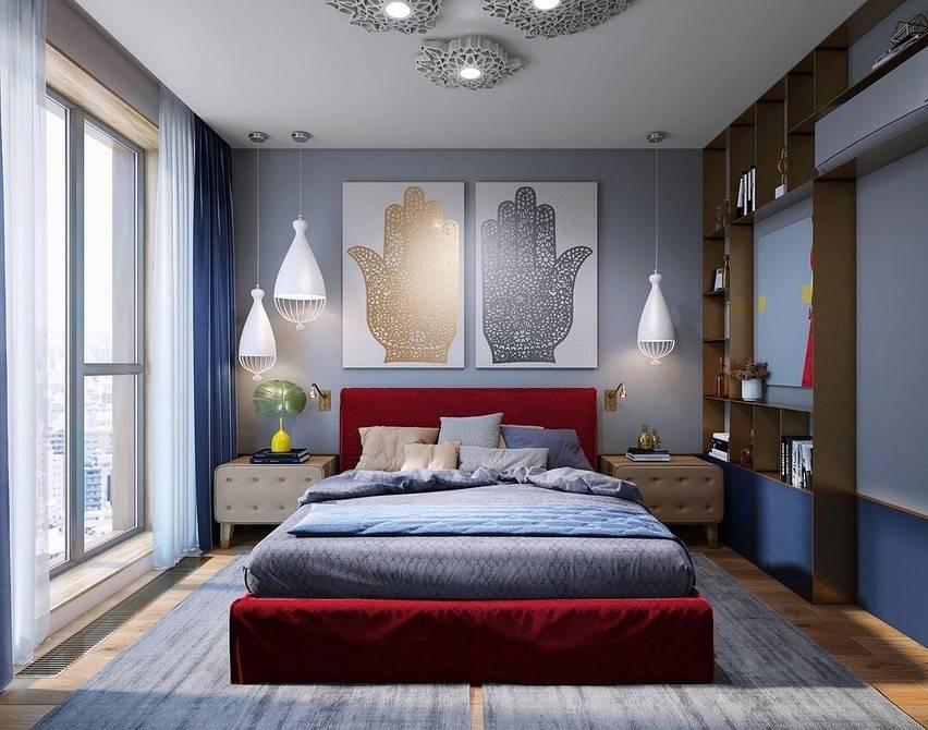 Красивые спальни: эксклюзивные варианты оформления дизайна (150 фото)