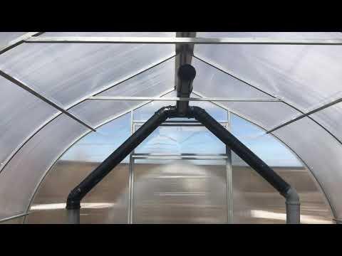 Движение вверх: тепличные вентиляторы нового поколения становятся все более интересными для бизнеса