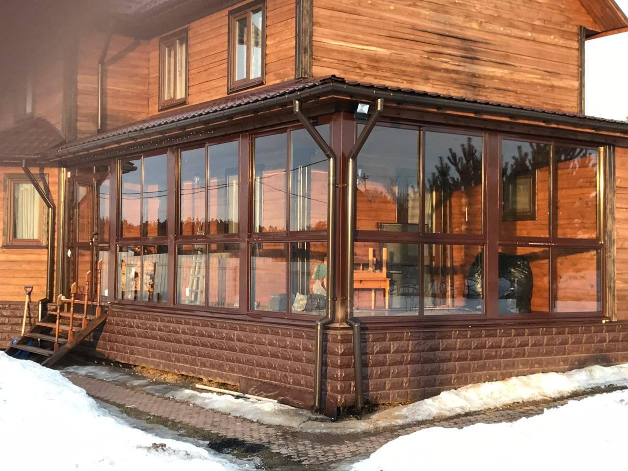 Как пристроить веранду к дому: особенности монтажных этапов