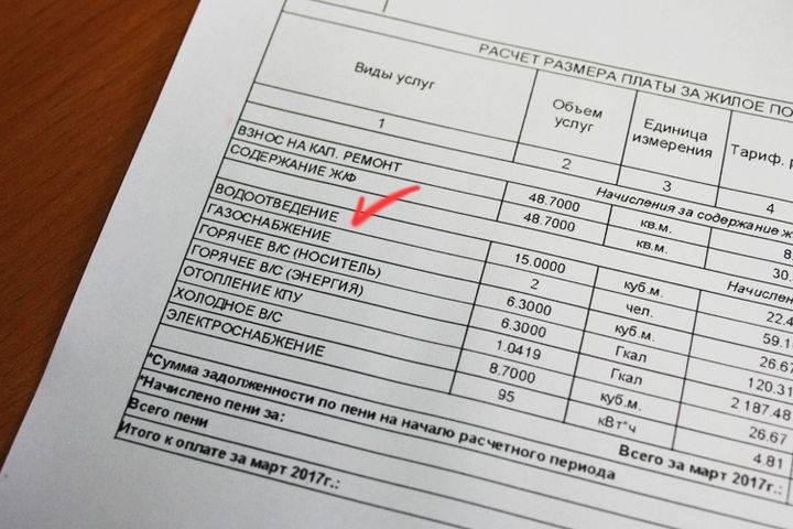 Водоотведение в квитанции - что это такое: профессиональное отношение к оплате за коммунальные услуги