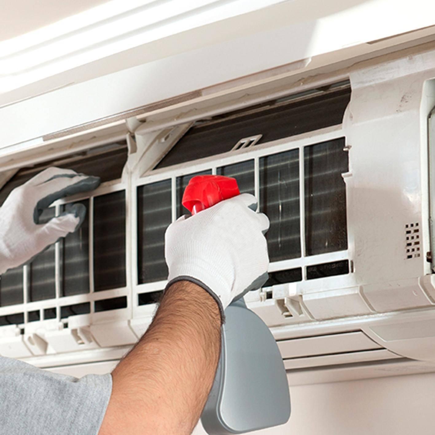 Как самостоятельно почистить дома кондиционер? правила чистки домашнего кондиционера своими руками. как промыть мобильный комнатный кондиционер?