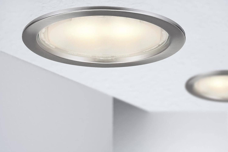 Лампочки для натяжного потолка, характеристика светодиодных ламп, как продумать расположение встроенных лампочек, подробнее на фото и видео
