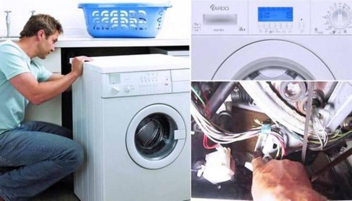 Коды ошибок стиральных машин бош (bosch) ✅: неисправности, способы устранения сма