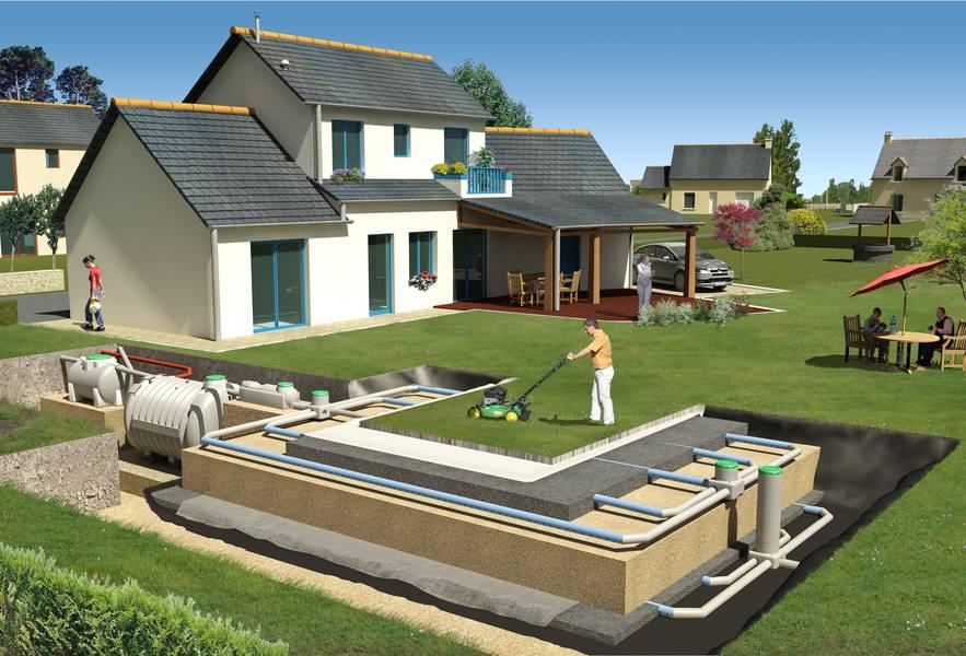 Выбор лучшего септика для загородного дома