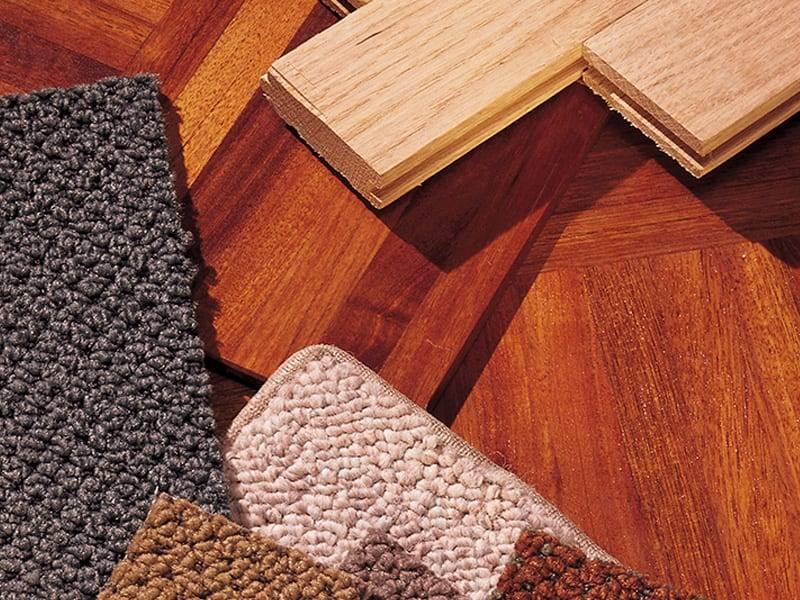 Виды напольных покрытий для дома и какой выбрать для дачи