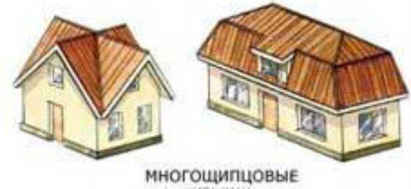 Построение крыши своими руками