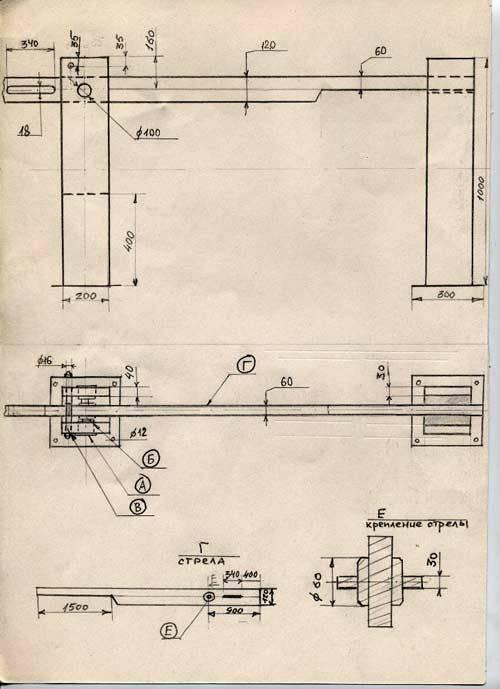 Самостоятельное изготовление шлагбаума: пошаговая инструкция