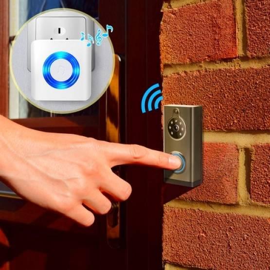 На что обратить внимание при выборе беспроводного звонка на дверь