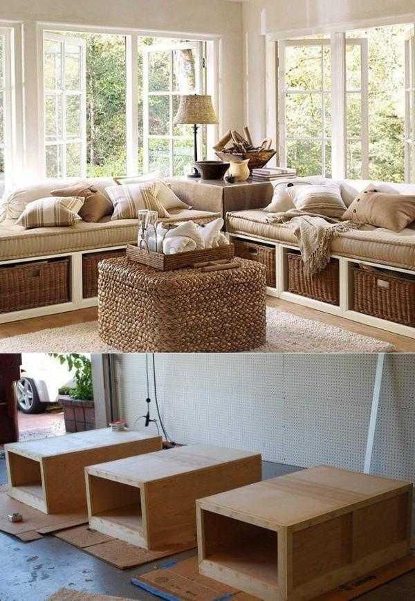 Переобивка дивана своими руками: выбор материала и процесс