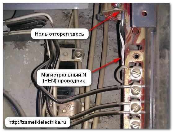 Обрыв нулевого провода: последствия и способы защиты