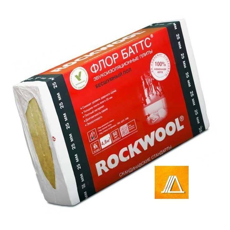 Обзор rockwool флор баттс (роквул) - отзывы