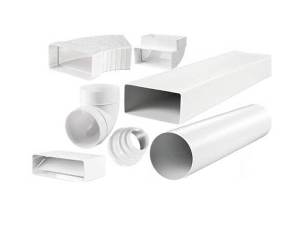 Пластиковые вентиляционные трубы для вытяжки (42 фото): применение для вентиляции в частном доме и в бане и установка своими руками, каналы размером 100 и 120 мм и выбор нужного сечения