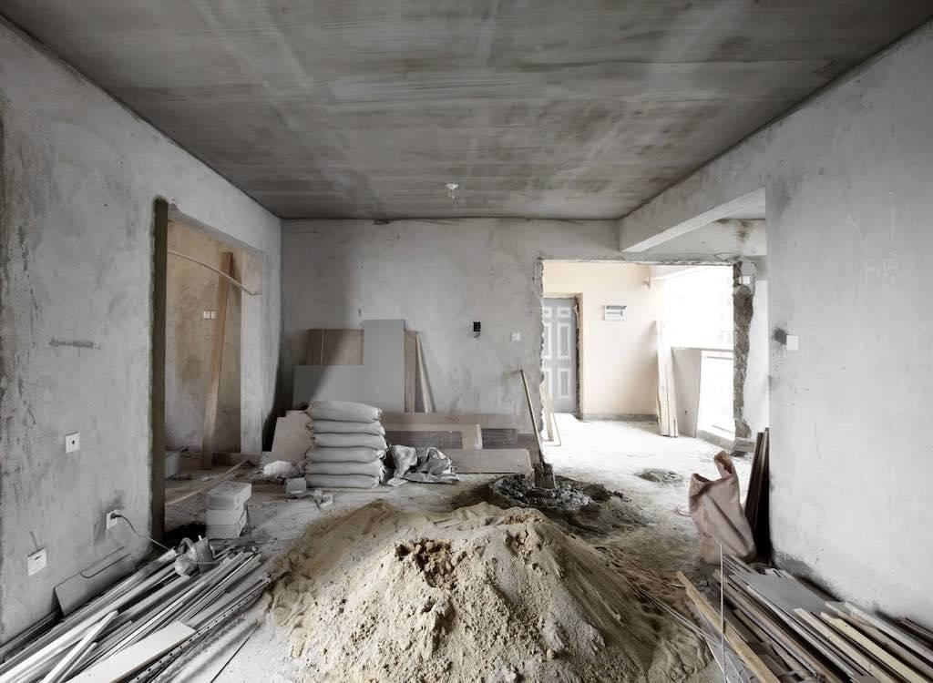 С чего начать ремонт после черновой отделки | ремонт в новостройке после черновой отделки