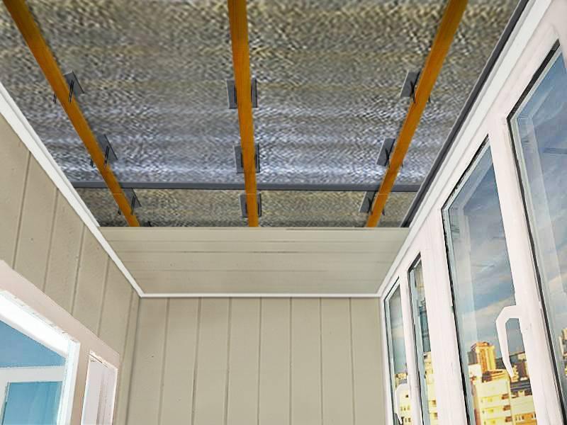 Как сделать потолок из панелей пвх своими руками – пошаговое руководство