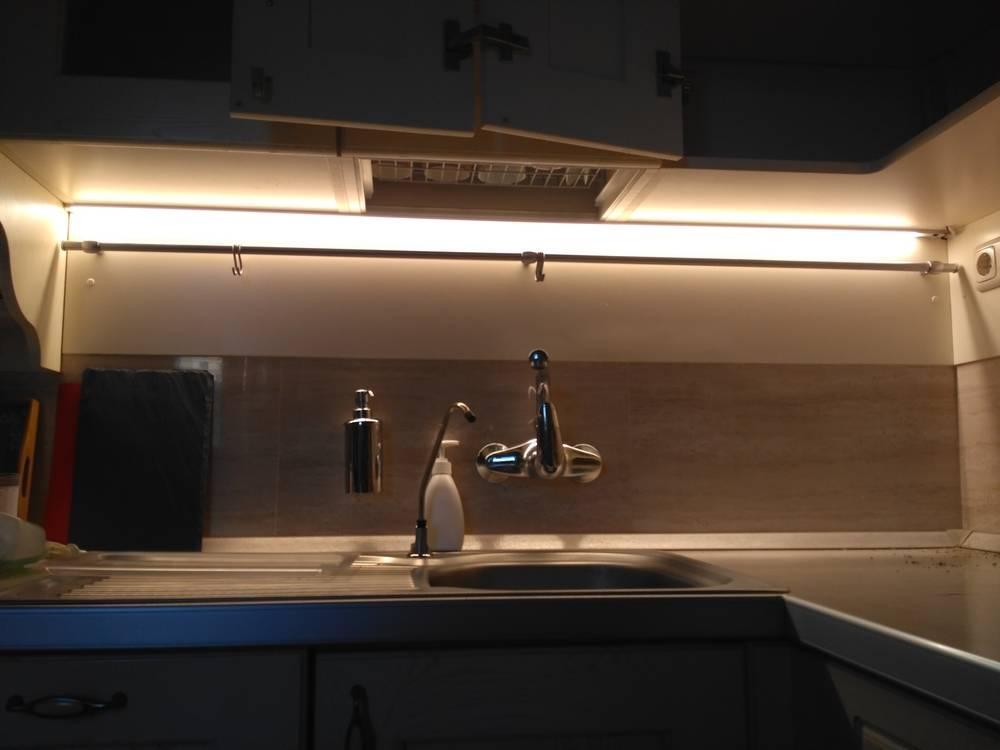 Освещение кухни: основное, дополнительное, подсветка рабочей зоны
