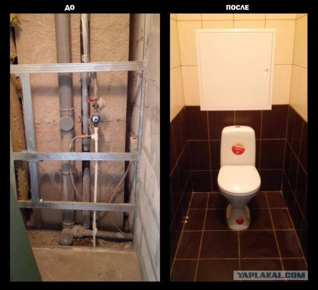 С чего начать ремонт в ванной и туалете
