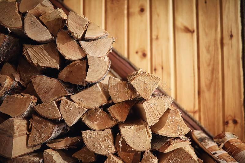 Какие дрова выбрать для бани