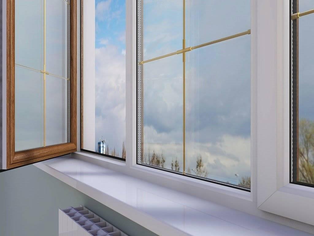 Виды пластиковых окон: какие лучше выбрать. характеристики окон.