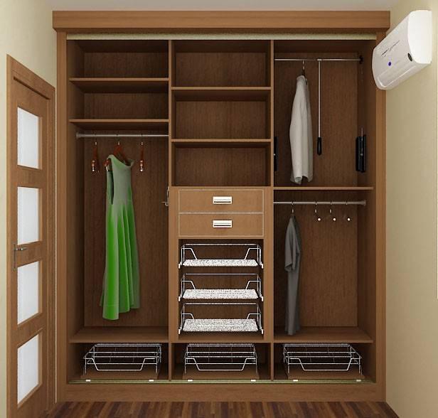 Шкаф купе в прихожую: фото идеи, дизайн моделей, секреты выбора