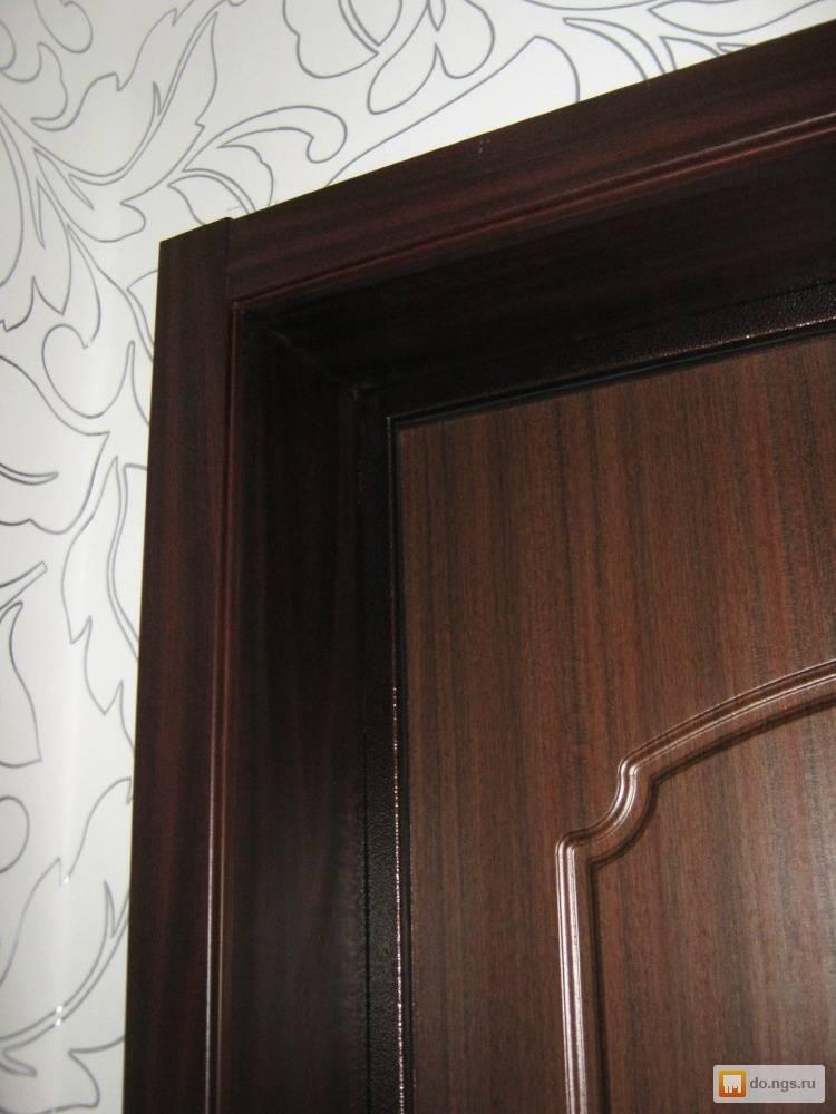 Откосы на двери из мдф — разъясняем развернуто