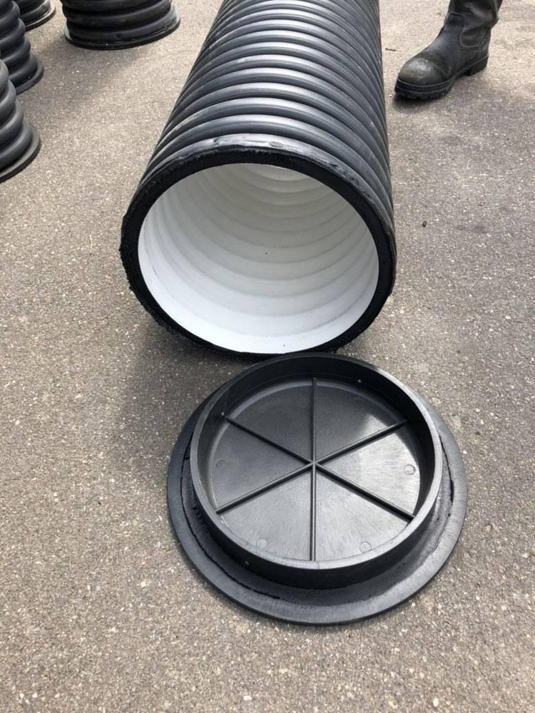 Пластиковые кольца для колодца: виды и характеристики