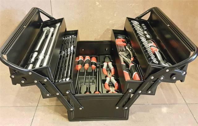 Ящики для инструментов: наиболее популярные и удобные модели
