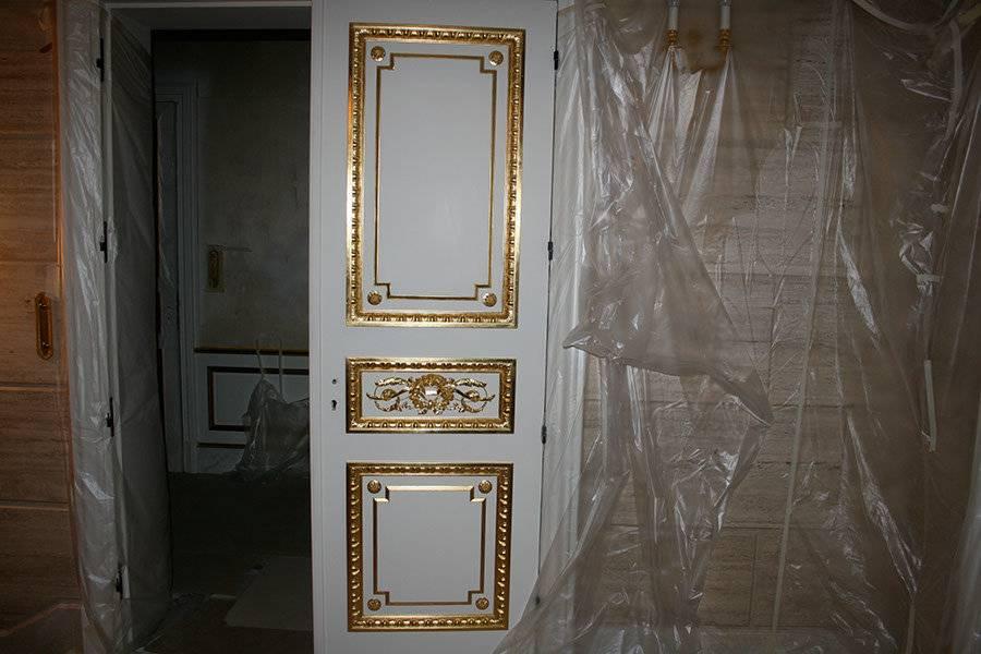 Капитальная реставрация межкомнатных дверей