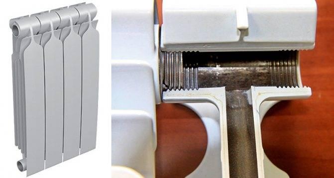 Биметаллические радиаторы отопления и батареи: какие лучше и рейтинг, характеристики